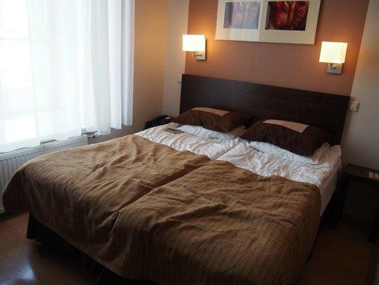 City Hotel Tallinn: номер для 2х
