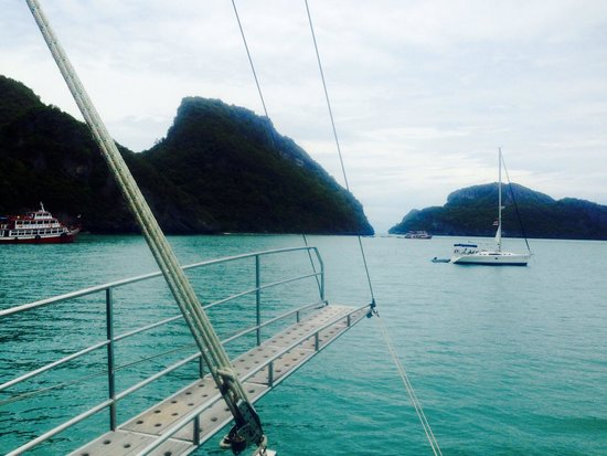 Boutique Yachting - Day Cruises & Private Charters: The Naga