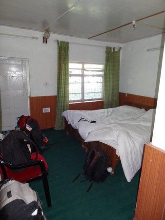 Sakya Abode: Kamer