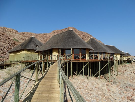 Sossus Dune Lodges: Il main Lodge