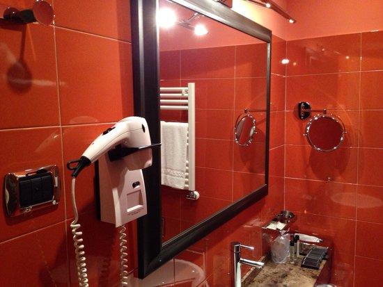 Terrazza Marconi Hotel & SpaMarine: Bagno, particolari