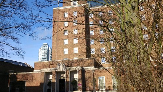 DoubleTree by Hilton London Greenwich: Hotel