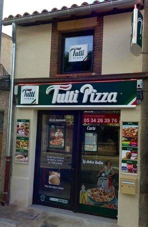 Tutti Pizza Auterive