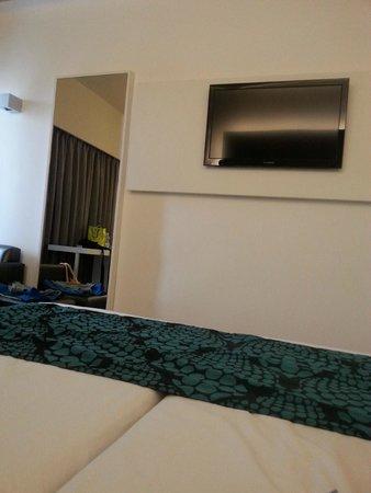 Caballero Hotel : Camera