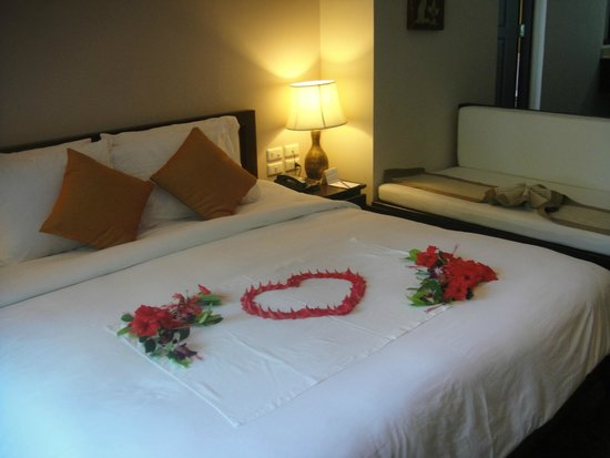 Holiday Inn Resort Phi Phi Island : Room - Nice layout