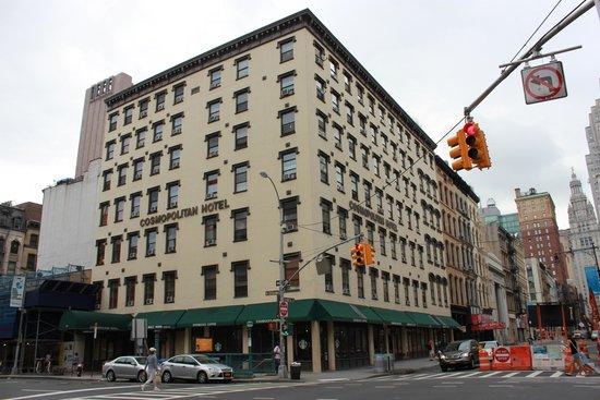 Cosmopolitan Hotel - Tribeca : Exterior