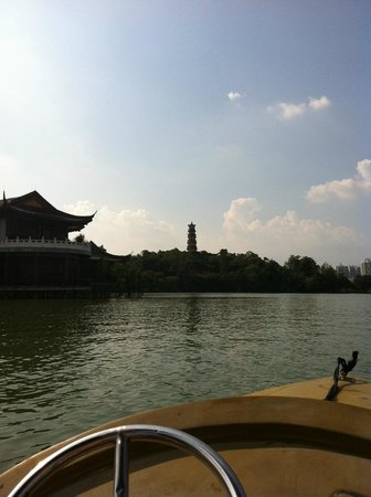 Huizhou West Lake: Xi Hu