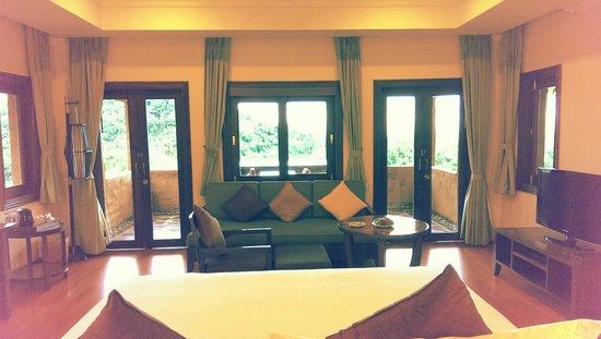 Katiliya Mountain Resort & Spa : Room