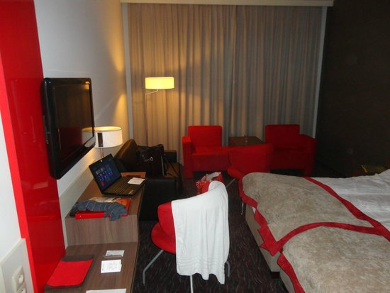 Hotel Szafran : номер