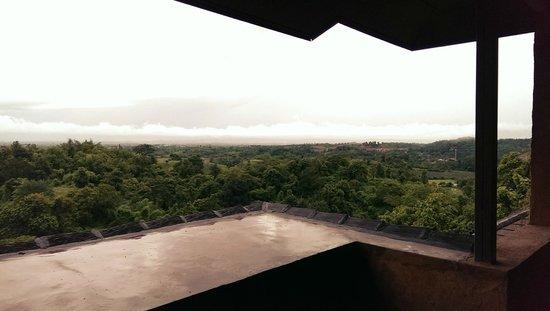 Katiliya Mountain Resort & Spa : View from room