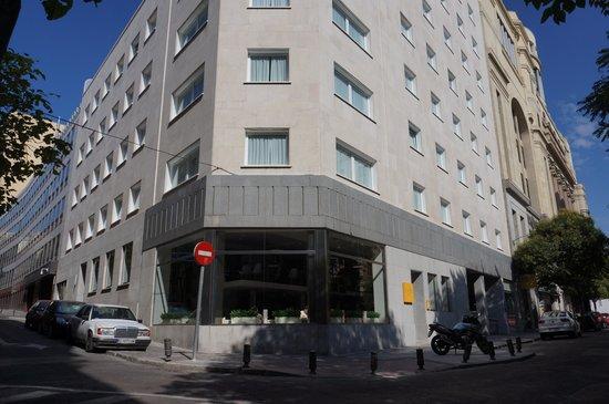 NH Madrid Suecia: Innside Madrid Suecia