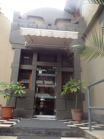 Casa Inca, Boutique Hotel: hotel entrance