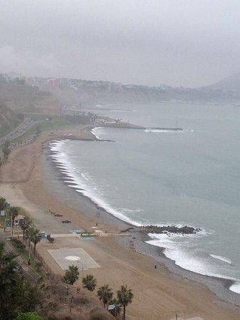 Casa Inca, Boutique Hotel: Just a short walk to this view