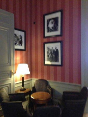 Oud Huis de Peellaert: Bar del Hotel