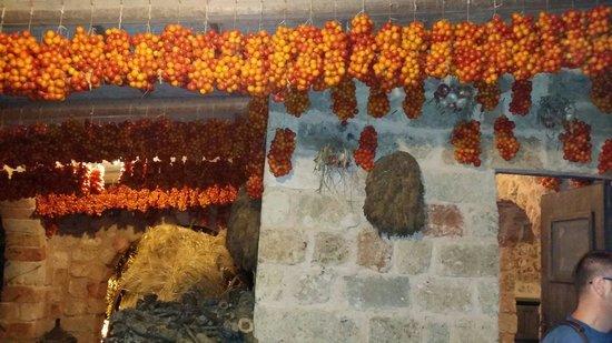 Agriturismo Le stanzie : pomodori