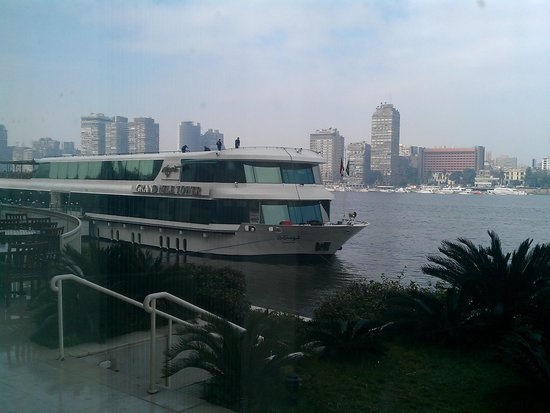Grand Nile Tower: The Cruise Boat