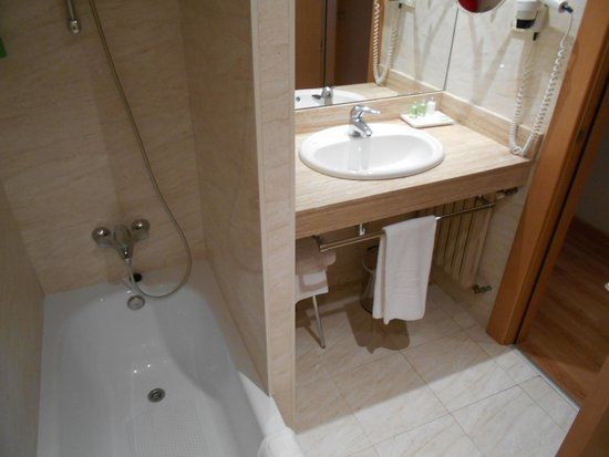NH Logroño: Baño 2