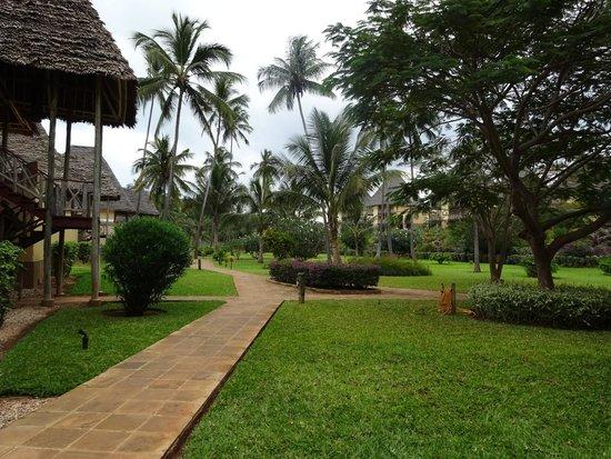 Neptune Pwani Beach Resort & Spa: Hôtel