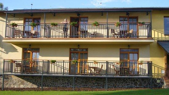 "Sojka resort: La chambre ""Sidorovo"""