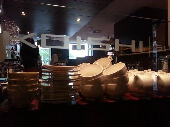 KOISHI fish & sushi restaurant: koishi :-)