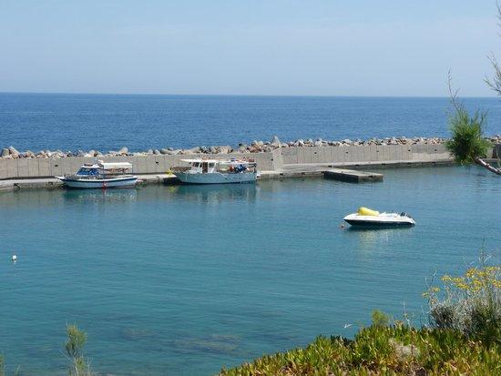 Iberostar Creta Marine : Port de l'hôtel