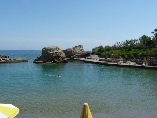 Iberostar Creta Marine : Plage