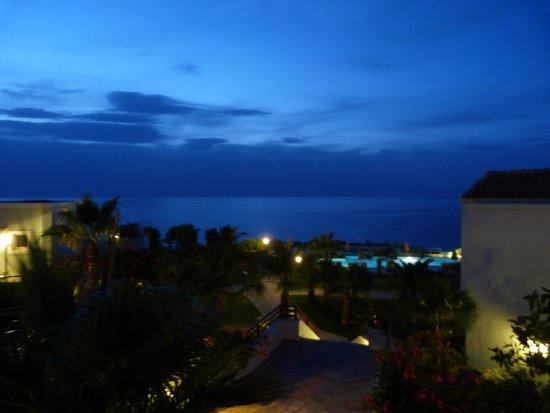 Iberostar Creta Marine : Vue de nuit