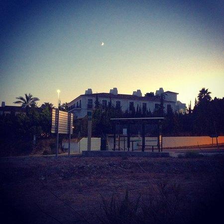 ILUNION Hacienda del Sol: Moon over the Puerta del Sol