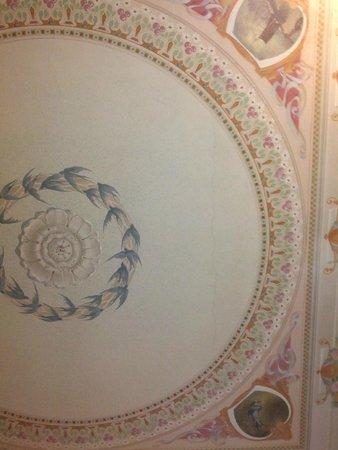 Albergo Ristorante Bellavista : Affresco del 900 sul soffitto