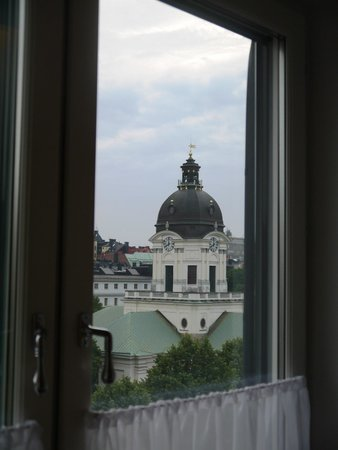 Miss Clara by Nobis: view from the windows