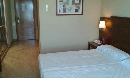 Hotel Albufera : Habitación