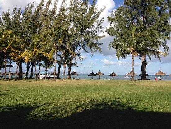 Club Med La Pointe aux Canonniers: vue de notre chambre