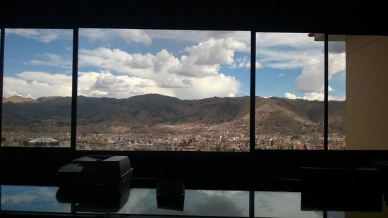 Wyndham Cusco Saqsayhuaman : Reception