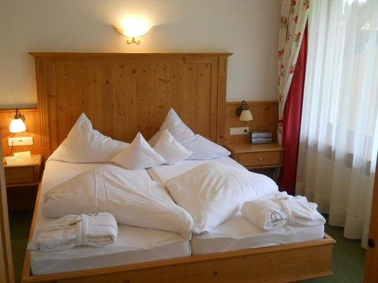 Hotel Alpen Tesitin: suite rose