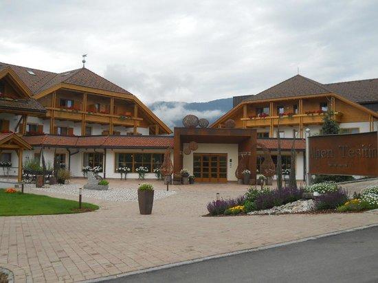 Hotel Alpen Tesitin: esterno hotel