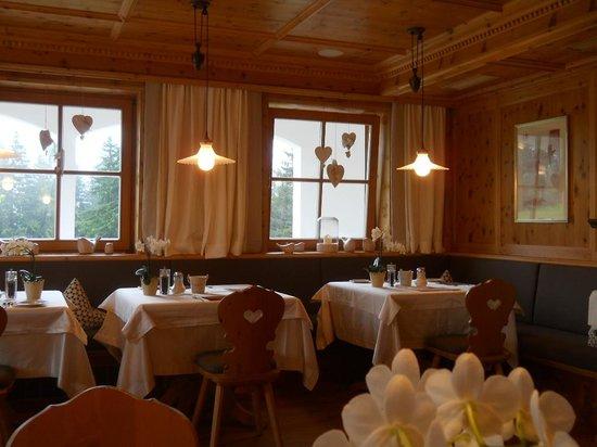 Hotel Alpen Tesitin: stube