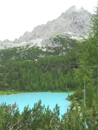 Hotel Alpen Tesitin: escursione con guida al lago di Sorapis