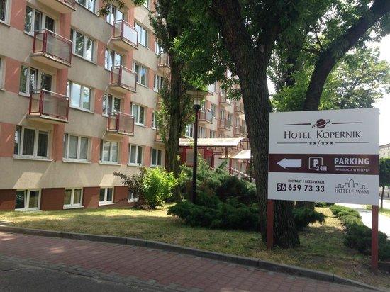 Kopernik Hotel: Отель