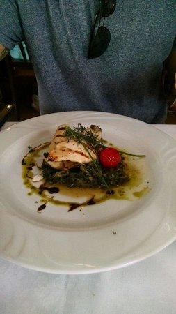 Pasazade Restaurant Ottoman Cuisine: Peixe -65