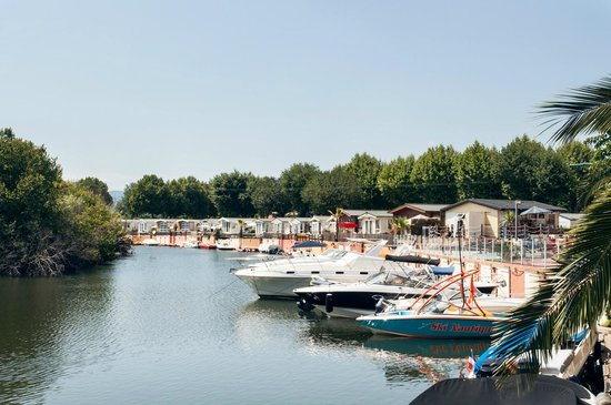 Holiday marina resort updated 2018 campground reviews - Cote d azur holidays camping port grimaud ...