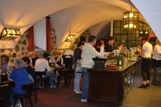 Varna, Italia: Il ristorante del Borgo