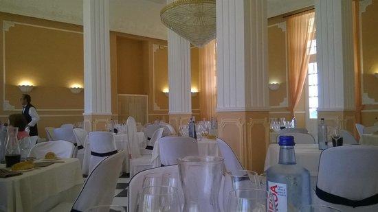 Hotel Balneario de las Salinas: el bar
