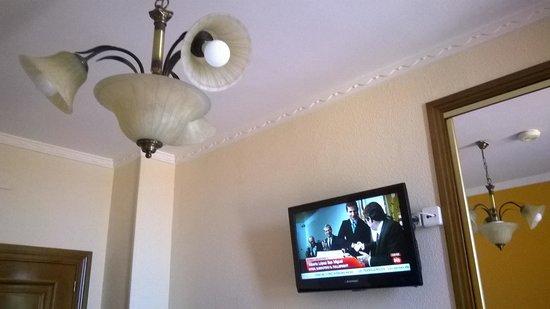 Hotel Balneario de las Salinas: la habitacion