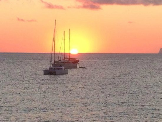 Es Moli De Sal : tramonto
