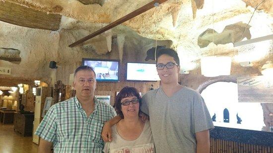 Magic Aqua Rock Gardens: felices vacaciones familiares en Rock Gardens