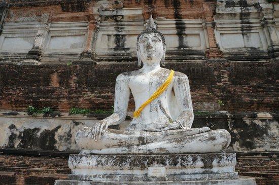 Wat Yai Chai Mang Khon : view