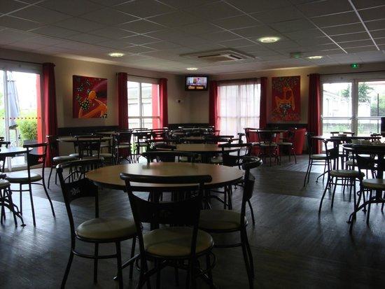 Hotel Clermont Estaing : Salle à manger