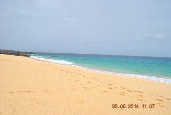 Islas Graciosa : Plaża w całej okazałości.