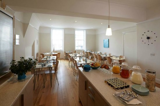 B+B Weymouth: Breakfast Room