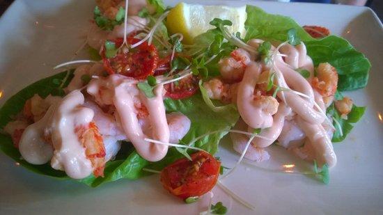 The Bloody Stream : Salad